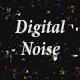 Digital Error Noise Background Pack - VideoHive Item for Sale