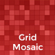 Grid Mosaic Backgrounds