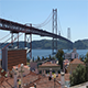 25th of April Bridge in Lisbon, Portugal - VideoHive Item for Sale