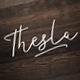 Thesla Script - GraphicRiver Item for Sale