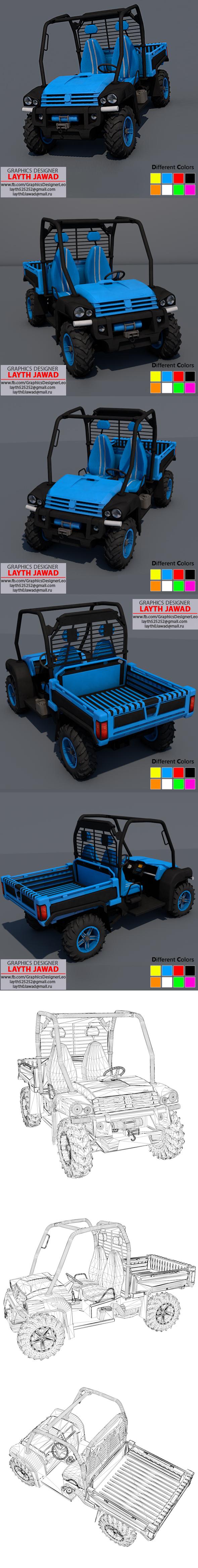 gator 825i - 3DOcean Item for Sale