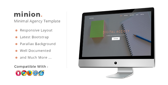 Minion - Minimal Agency Template