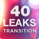 Transitions Light Leaks Pack - VideoHive Item for Sale