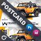 Car Sales Postcard Templates - GraphicRiver Item for Sale