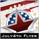 Patriot - 4th of July Flyer - GraphicRiver Item for Sale