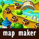 Forest Game Level Map Maker - GraphicRiver Item for Sale