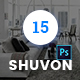 Shuvon App & Software PSD Template Nulled