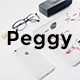 Peggy – Responsive Multipurpose Email Template + Stampready Builder - ThemeForest Item for Sale