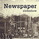Typo Opener / Old Newspapers Clipping - VideoHive Item for Sale
