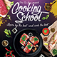 Cooking School Flyer - GraphicRiver Item for Sale