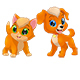 Kitten and Puppy Friends - GraphicRiver Item for Sale
