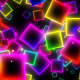 Neon Colored Squares - VideoHive Item for Sale