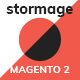 StorMage - Responsive Fashion Store Magento 2x Theme Nulled