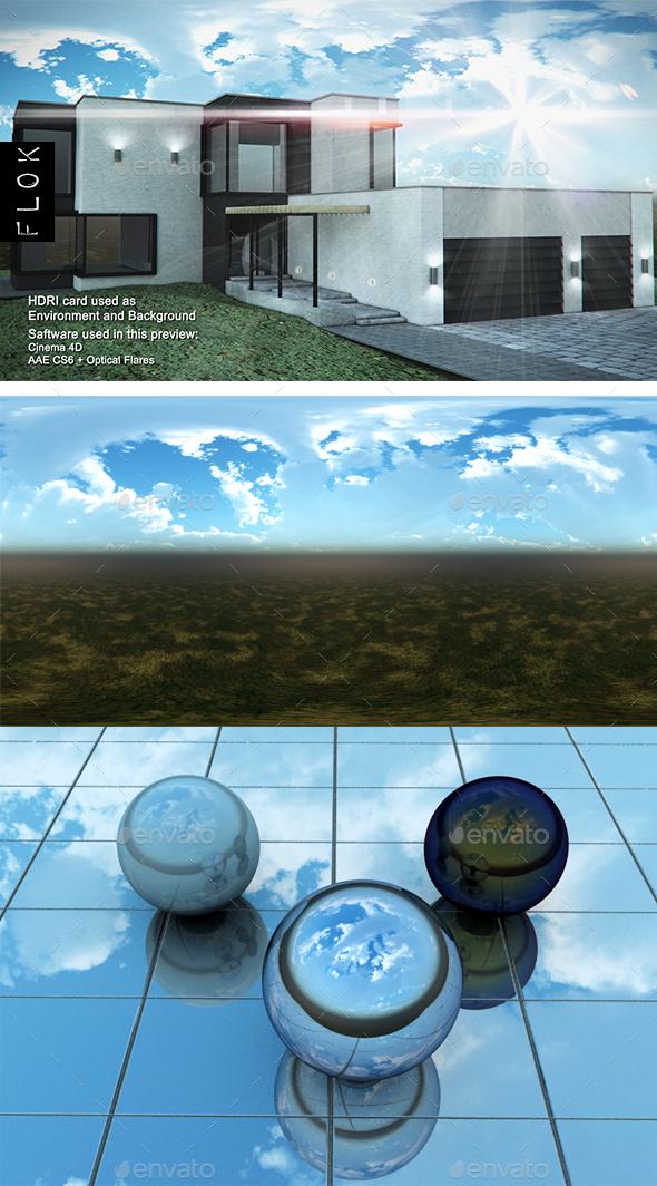 Daylight Desrt 77 - 3DOcean Item for Sale