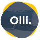 Olli - Single Product Landing Page - ThemeForest Item for Sale
