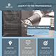 Material Style Business Flyer - GraphicRiver Item for Sale