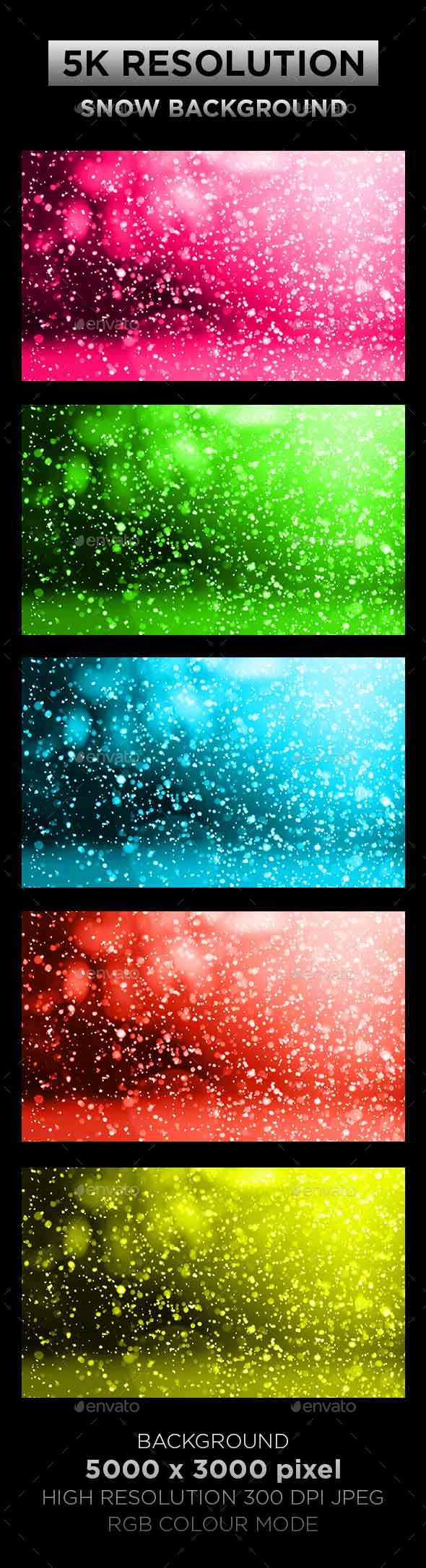 Snow Texture Background 001 - Backgrounds Graphics