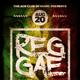 Reggae Flyer - GraphicRiver Item for Sale