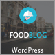 WordPress Food Blog Theme - ThemeForest Item for Sale