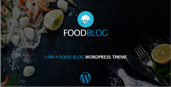 Image of Food Blog | A Responsive WordPress Food Blog Theme