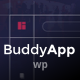 BuddyApp - Mobile First Community WordPress theme Nulled