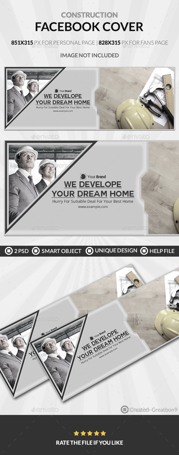 Facebook Cover For Construction Business - Facebook Timeline Covers Social Media