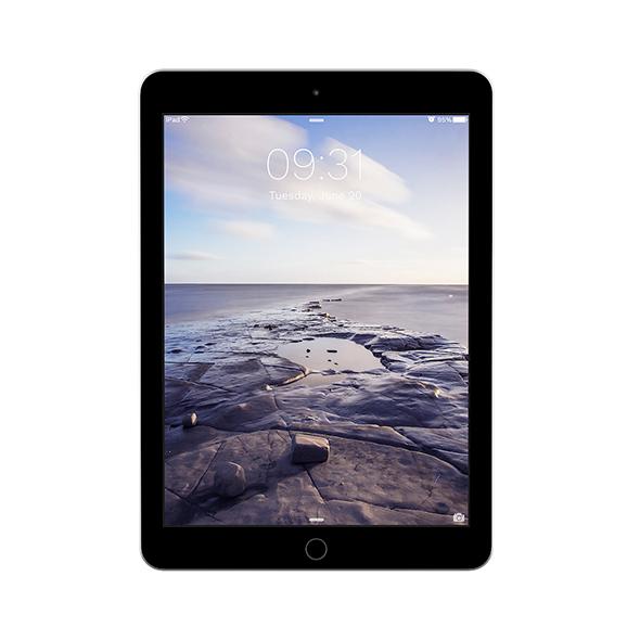 iPad Pro 9.7 Dark Grey - 3DOcean Item for Sale