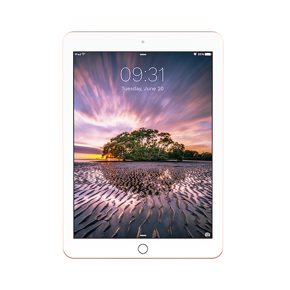 iPad Pro 9.7 Pink - 3DOcean Item for Sale