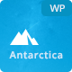 Antarctica - Business Portfolio WordPress Theme Nulled