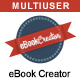 eBook Creator – Multiuser eBook creation system