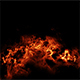 Burning Fire Loop - VideoHive Item for Sale