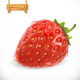 Strawberry and Water Drops - GraphicRiver Item for Sale