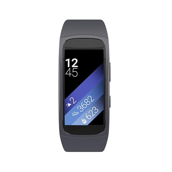 Gear Fit 2 Smartwatch - 3DOcean Item for Sale
