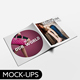 Square Brochure Mockups V.1 - GraphicRiver Item for Sale