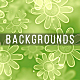 Summer Romantic Green Backgrounds - VideoHive Item for Sale