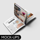 Square Brochure Mockups V.2 - GraphicRiver Item for Sale