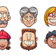 Cartoon People - GraphicRiver Item for Sale