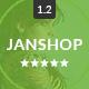 VG JanShop - Responsive WooCommerce WordPress Theme Nulled
