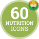 Nutrition Food - Flat Animated Icons - VideoHive Item for Sale