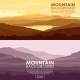 Set of Mountain Landscapes - GraphicRiver Item for Sale
