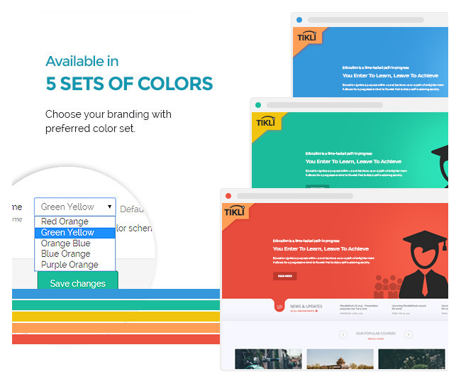 TIKLI - Responsive Moodle Theme by sorcerers_themes | ThemeForest