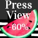 PressView - Vintage and Stylish WordPress Theme Nulled