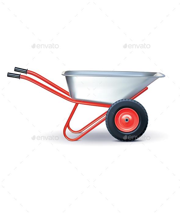 Wheelbarrow - Industries Business