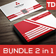 Modern Business Card Bundle - GraphicRiver Item for Sale