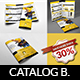 Hand Tools Catalog Brochure Bundle - GraphicRiver Item for Sale