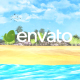 Island/Beach Summer Logo - VideoHive Item for Sale