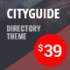 City Guide - Listing Directory WordPress Theme Nulled