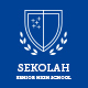 Sekolah - Senior High School HTML5 Template - ThemeForest Item for Sale