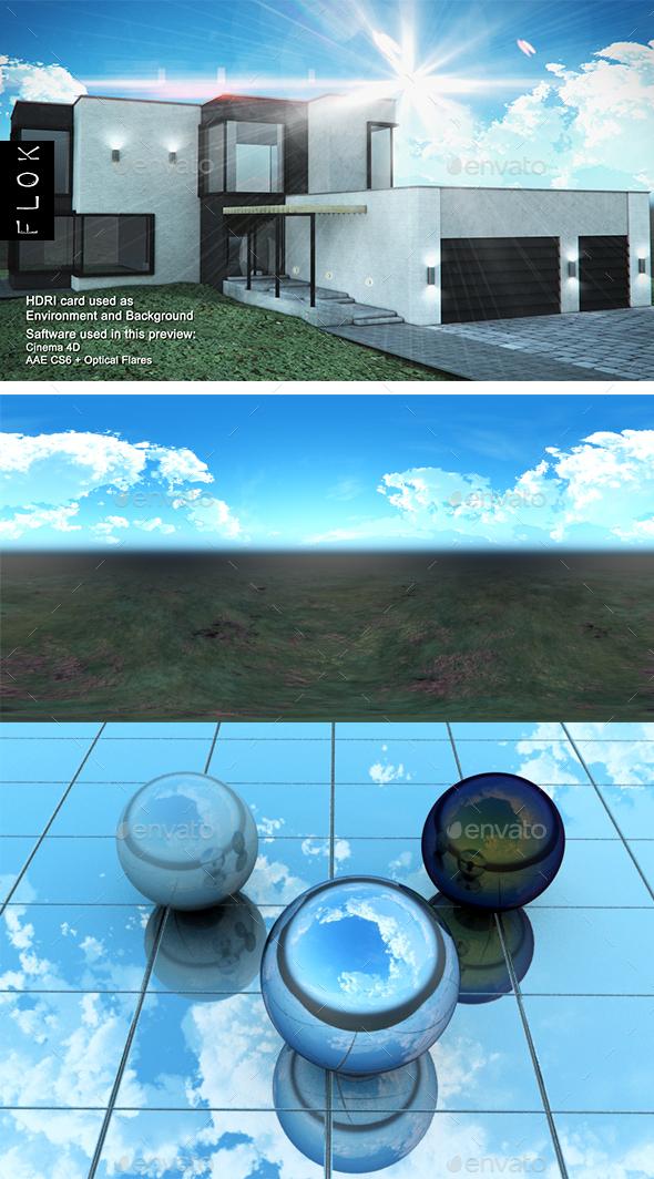 Daylight Desrt 78 - 3DOcean Item for Sale