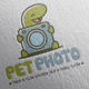 Pet Photo Logo Design - GraphicRiver Item for Sale
